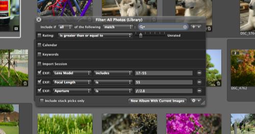 aperture-filter