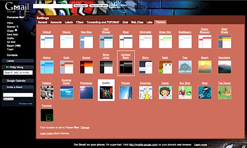 gmail-theme
